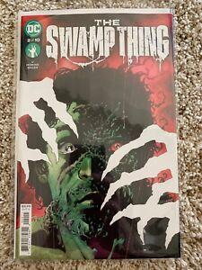 THE SWAMP THING 2 DC Comics 2021