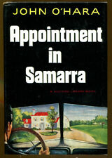 Appointment in Samarra by John O'Hara-Modern Library Edition/Dust Jacket-1953