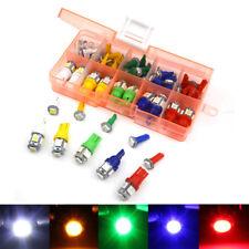 40pcs T5T10 5050 SMD LED Rücklicht Side marker Armaturenbrett Lampe Blinklicht