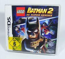 LEGO BATMAN 2 auf ENGLISCH für Nintendo DS EU-Version Spiel NEU NDS 3ds