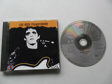 LOU REED - Transformer (CD) GERMANY Pressing