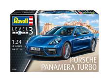REVELL 07034 - 1/24 PORSCHE PANAMERA TURBO - NEU