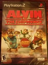 Alvin and The Chipmunks  (Sony PS2, 2007) *BRAND NEW* SHIPS FAST Mon-Sat!