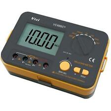 VC480C+ 3 1/2 accuracy + 4 wire test accuracy multimeter Digital Milli-ohm meter