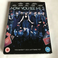 Now You See Me (DVD, 2013) STAGE ILLUSION  / NEW & SEALED / REGION 2