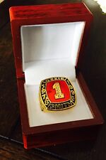 Ozzie Smith HOF 2002 St. Louis Cardinals Hall Of Fame Ring Display Display Box