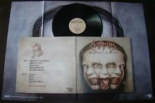 Acrostichon-Engraved In Black-LP-Death Métal