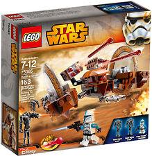 LEGO Star Wars - 75085 Hailfire Droid con Clone Trooper Lieutenant