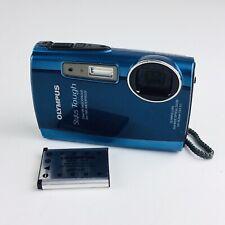 Olympus Stylus Tough 3000 / µ (mju) Tough 3000 12.0MP Digital Camera - Blue