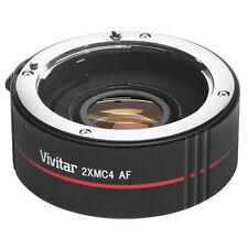 2X Teleconverter Lens for Nikon D3300 D3200 Df D7000 80-200mm 70-300mm 100-300mm