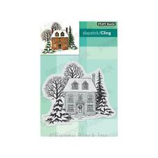 Penny Black Cling Rubber Stamp - Warm Reception 40-709
