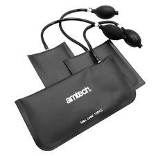 Amtech 3pc Air Wedge Pump Bag Inflatable Shim Set Window Frame Door Install Tool