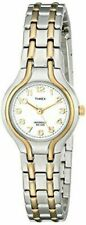 NEW Timex Womens T27191 Linwood Street Two Tone Stainless Steel Bracelet Watch