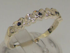 Eternity Anniversary Natural Fine Gemstone Rings