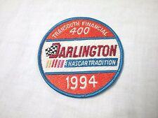 Vintage Nascar 1994 Darlington TranSouth Financial 400 Patch Stock Car Racing