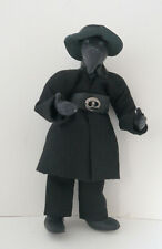 Dolls House Miniature Plague Doctor 1-12TH Scale