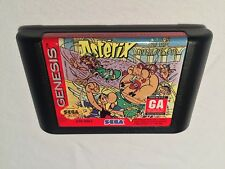 Asterix and the Great Rescue (Sega Genesis) Game Cartridge Excellent!