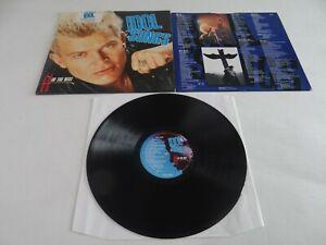 Billy Idol - Idol Songs Original 1988 Vinyl 1st Pressing + Inner - VG+/EX