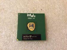Processore Intel Pentium III SL4CG 733MHz 133MHz FSB 256KB L2 Socket PPGA370