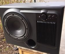 "USA JBL Monitor Control SUB10 Powered SUBWOOFER 10"" Sub"