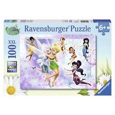 LA FEE CLOCHETTE puzzle 100 XXL pièces DISNEY Monde merveilleux de Fairies  NEUF