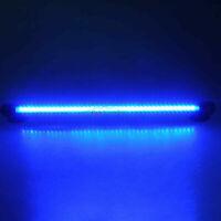 LED Submersible Light Underwater Strip Bar Lamp Aquarium Fish Tank Blue