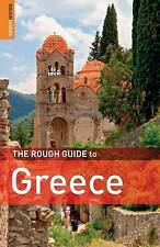 The Rough Guide to Greece (Rough Guide Travel Guides) By Marc Dubin, John Fishe
