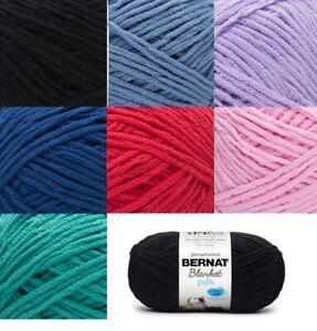 [BUY 10 GET 25% OFF] Bernat Blanket Pet Yarn 225g