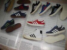 Vintage Adidas Katalog 80s catalog Prospekt Paris Bern Dublin München Trainers