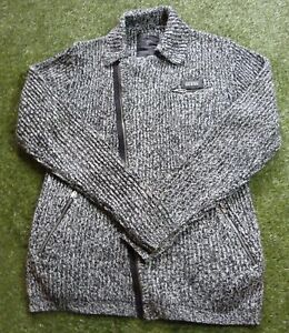 Guess Full Zip Jumper Wool Mens