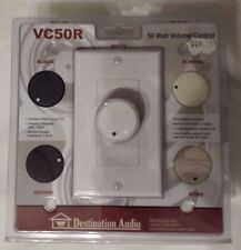 NEW SEALED Destination Audio VC-50R Rotary Volume Control FAST FREE SHIPPING