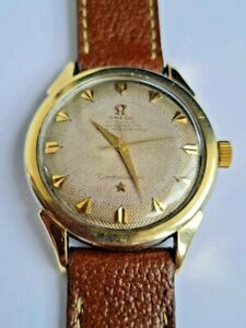 Vintage Omega Constellation Pie Pan - Cal. 354 - Automatic Watch- men's - 1950's