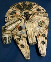 Custom 2008 Star Wars HASBRO LEGACY COLLECTION MILLENNIUM FALCON COMPLETE