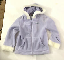 Walt Disney World Tinkerbell Tinker Bell Child Coat Jacket with Hood Size 6 NEW