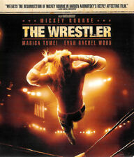 The Wrestler ~ Mickey Rourke Marisa Tomei ~ Blu-ray + Digital Copy FREE Shipping