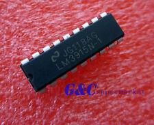 10PCS LM3915 LM3915N LM3915N-1 IC DRIVER DOT BAR DISPLAY 18-DIP  New LM2
