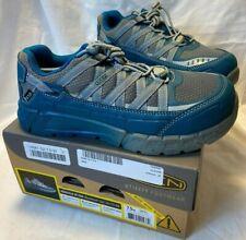 KEEN 1017074W Asheville ESD Aluminum Toe Work Shoe Sneaker Women Size 7.5 W NEW