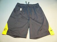 Nike Denver Nuggets Practice BRAND NEW Shorts NWT NBA dri fit many sizes blue