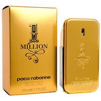 Paco Rabanne One Million *50ml* *EAU DE TOILETTE* *BRAND NEW / BOXED / SEALED*