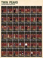 Max Dalton Twin Peaks Giclee Poster Fire Walk With Me Washington David Lynch