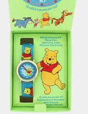 Disney Winnie The Pooh Watch Time Teacher New In Box F3047481