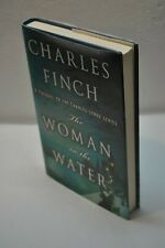 Charles Finch~The Woman in the Water~Signed~1st Edition/1st Printing~Hardcover