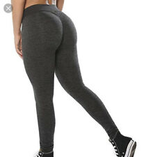Women Ruched booty Leggings Yoga Pants Sports workout small NWOT