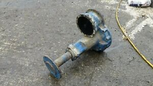 Ford 1710 rear axle trumpet for compact tractor/ half shaft/ final drive