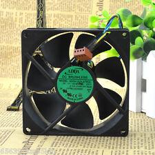 ADDA AD0912UX-A7BGL  92 x 92 x 25mm Case/CPU Cooling Fan PWM DC12V 0.5A 4Pin