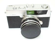 Petri 7S Rangefinder Camera