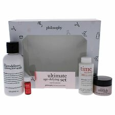 Philosphy Ultimate Miracle Worker Age-defying Set 4 PC Gift Set New