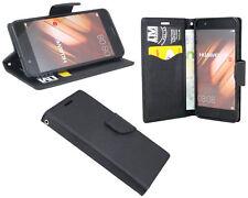 Style Livre Housse Étui pour Portable Pochette Accessoires en Noir Huawei P10