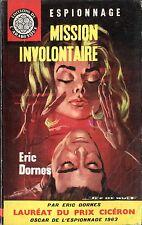 Arabesque Espionnage 269 - Eric Dornes - Mission... - EO 1963 - Jef de Wulf