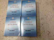 2008 DODGE CHARGER & CHRYSLER 300 Series Service Shop Repair Manual Set Incomple